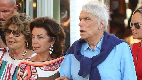 Bernard Tapie : ses confidences rares sur le début de son histoire d'amour avec Dominique, sa femme