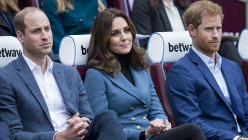 Kate Middleton : comment la duchesse de Cambridge intervient pour réconcilier William et Harry