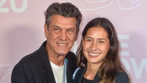 Marc Lavoine répond aux mauvaises langues sur sa différence d'âge avec sa femme Line Papin