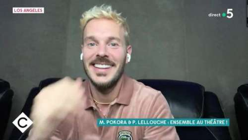 Matt Pokora taquin : le chanteur se moque de la coupe de cheveux de Philippe Lellouche