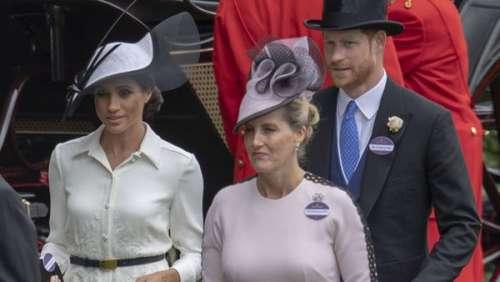 Sophie de Wessex : cette longue discussion qu'elle a eue avec le prince Harry