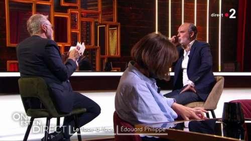 Edouard Philippe : quand l'ancien Premier ministre propose à Laurent Ruquier d'aller boire un verre