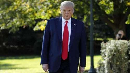 """Donald Trump : selon lui, il va reprendre la Maison Blanche """"bien plus vite que vous ne le pensez"""""""