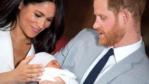 Meghan Markle : sa très belle déclaration d'amour au prince Harry et à Archie