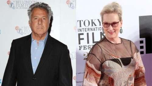 Dustin Hoffman : ces deux agressions odieuses contre Meryl Streep dont il est l'auteur