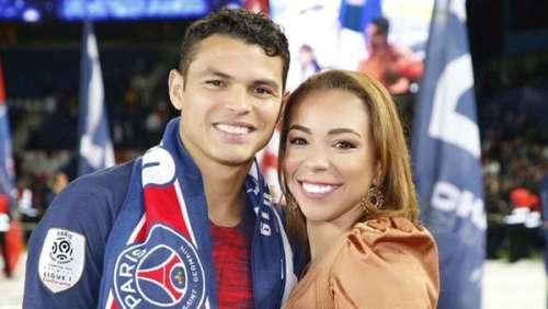 Thiago Silva : qui est sa femme Isabelle ?