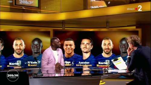 Omar Sy confiant pour les Bleus : son message aux joueurs de l'équipe de France avant l'Euro