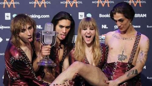 Eurovision 2021 : après le scandale de la cocaïne, nouvelle polémique pour le groupe italien
