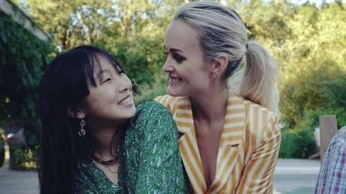 Laeticia Hallyday partage une vidéo hilarante de sa fille Jade et son chéri