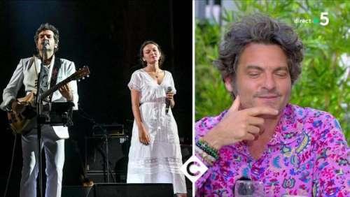 "Matthieu Chedid fait de tendres confidences sur sa fille, ""sa muse"""