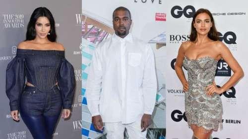 Kim Kardashian : que pense-t-elle de la nouvelle idylle de Kanye West avec Irina Shayk ?