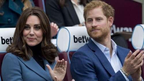 Kate Middleton : ce texto important que lui a envoyé le prince Harry en catimini