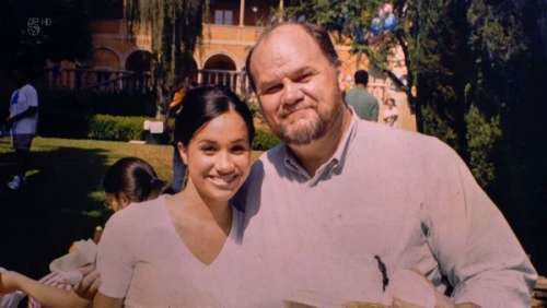 Meghan Markle : la folle comparaison de son père Thomas évoquant sa brouille avec sa fille