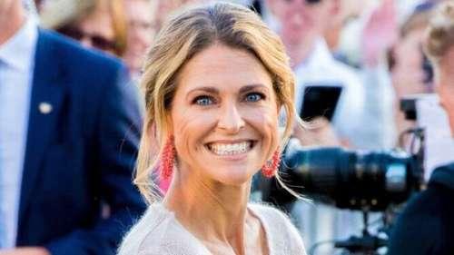 Madeleine de Suède publie un joli cliché de son fils Nicolas pour les six ans du petit prince