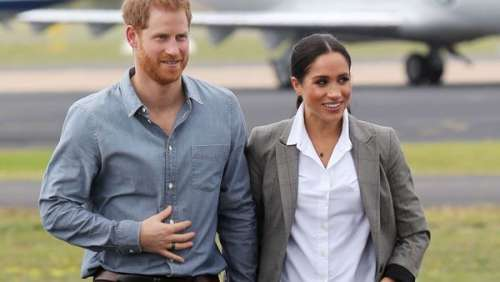 Meghan et Harry : ces photos mystères qu'ils partageraient secrètement avec la famille royale