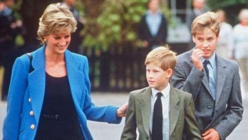Lady Diana : sa pensée touchante à ses enfants lors du dernier appel avant sa mort