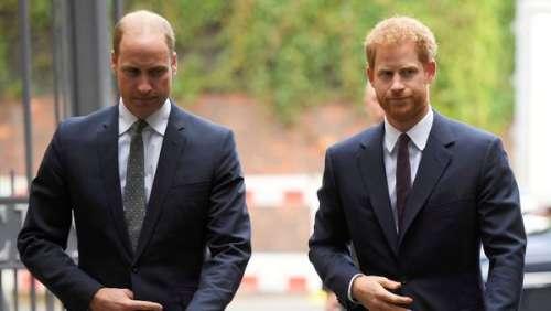 Princes Harry et William : ces nouvelles révélations fracassantes sur la dispute entre les deux frères
