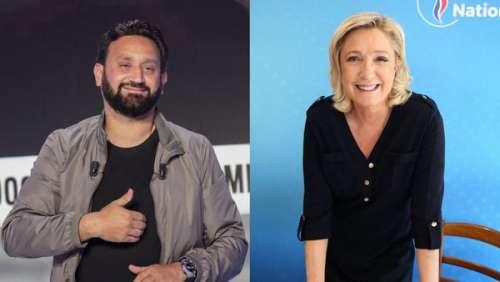 Cyril Hanouna : cette invitation lancée à Marine Le Pen