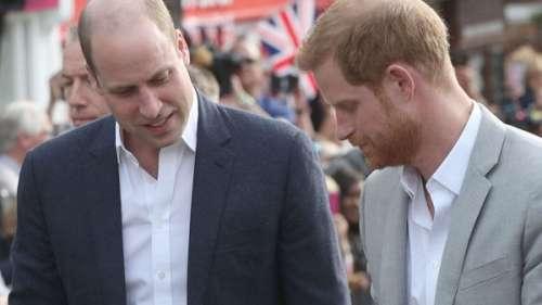 Harry et William : cette querelle entre les deux frères née à cause de Meghan Markle