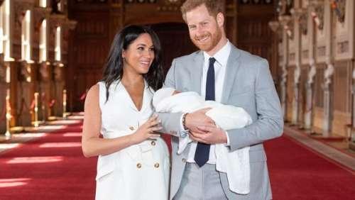 Meghan et Harry : cette raison insolite pour laquelle ils ont refusé de donner un titre bien précis à Archie