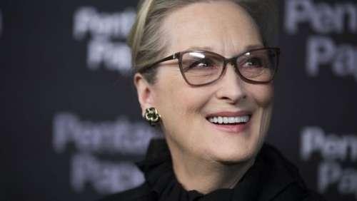 Meryl Streep: cet incroyable hommage rendu à l'actrice pour ses 72 ans