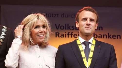 Emmanuel Macron : à quelle occasion avait-il présenté sa femme Brigitte à ses amis ?