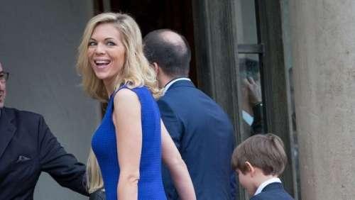Emmanuel Macron : qui est Laurence Auzière, sa belle-fille avec qui il était en classe à Amiens ?