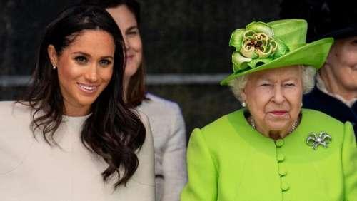 Elizabeth II : la reine paye de sa poche l'enquête interne sur le comportement douteux de Meghan Markle