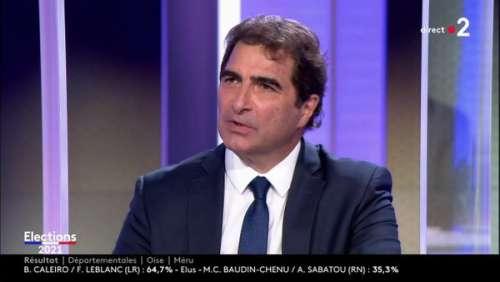 """""""Il ne sera pas le bienvenu"""" : le violent tacle de Christian Jacob à Gérald Darmanin sur France 2"""