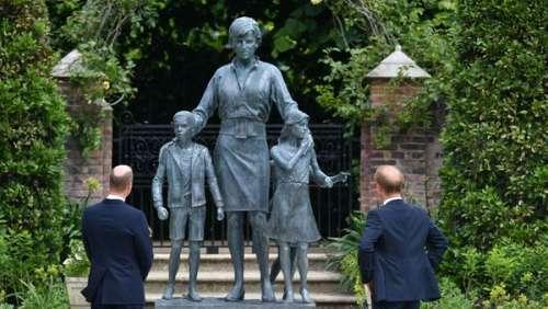 Lady Diana : découvrez le magnifique endroit mémoriel pensé par William et Harry pour leur mère