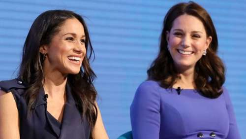 Meghan Markle couvée : ce coaching royal que Kate Middleton lui avait concocté