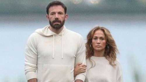 Spotted ! Ben Affleck et Jennifer Lopez en famille, ils assument leur rapprochement au grand jour