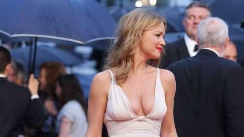 Virginie Efira au Festival de Cannes :retour sur ses looks les plus emblématiques