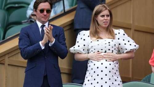 Princesse Beatrice enceinte : elle dévoile son baby bump arrondi à Wimbledon