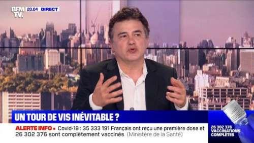 Vaccination : le coup de gueule de Patrick Pelloux sur les Français