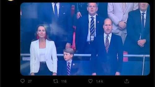 Euro 2020 : Kate Middleton, discrète avec un style décontracté chic pour la finale