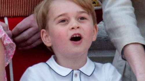 Prince George : comment le jeune héritier a appris qu'il allait devenir Roi