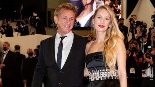 Sean Penn émouvant à Cannes avec sa sublime fille Dylan, vêtue d'une robe très originale