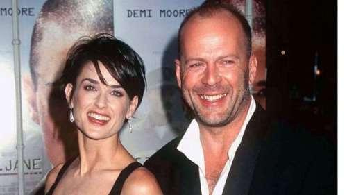 Demi Moore était-elle mariée avec Bruce Willis?