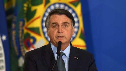 Jair Bolsonaro, le président brésilien, hospitalisé en urgence après de grosses douleurs abdominales