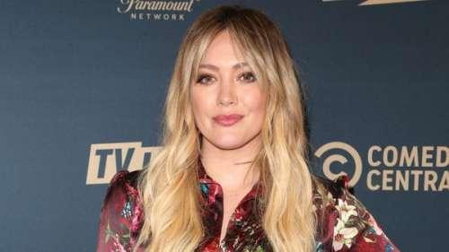 Hilary Duff : ses nouvelles confidences sur son accouchement dans l'eau