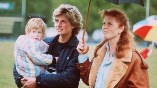 Sarah Ferguson : la duchesse d'York assure que Lady Diana aurait été