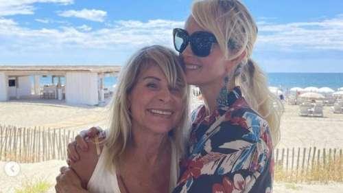 Laeticia Hallyday partage une vidéo d'un rare et tendre moment passé avec sa mère Françoise Thibaut