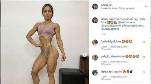 Une star du bodybuilding meurt à 23 ans après une opération ratée pour ne plus transpirer