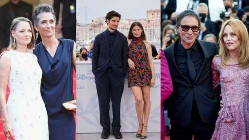 Festival de Cannes 2021 : ces couples qui ont fait sensation sur la Croisette