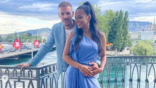 Mariage de Gaël Monfils : Matt Pokora et Christina Milian font le show lors de la soirée