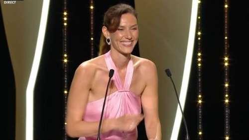 Petite blague entre ex à Cannes : l'hilarante taquinerie de Doria Tillier à Nicolas Bedos