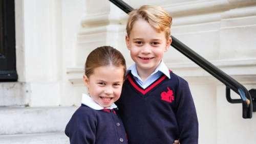 Prince George : pourquoi il pourrait bientôt être séparé de sa petite soeur, la princesse Charlotte