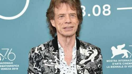 Mick Jagger : cette rare et tendre photo avec sa femme et leur fils de 4 ans
