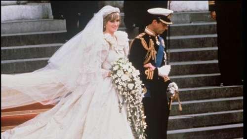Charles et Diana : des images de leur mariage grandiose exhumées 40 ans après
